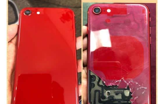 iphone xr back glass repair