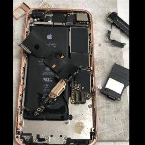 iphone 8 plus charging portn repair