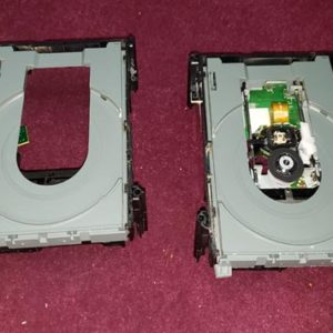 xbox dvd driver repair front