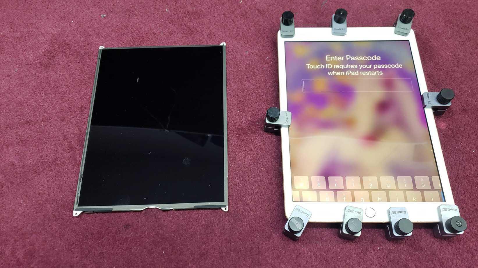 iPad 8 lcd repair